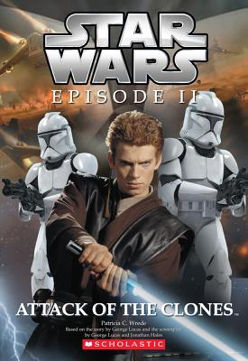 Star Wars Episode II By Wrede, Patricia C./ Lucas, George/ Hales, Jonathan